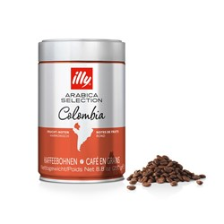 Illy Colombia Coffee Beans 6x250g