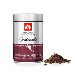 Illy Guatemala Coffee Beans 6x250g
