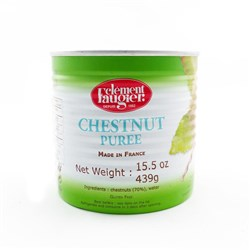 Clement Faugier Chestnut Puree Sweetened 12x439g