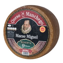 Maese Miguel Manchego 9 months 2x3kg