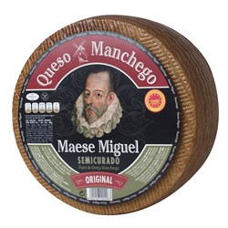 Maese Miguel Manchego 2x3kg