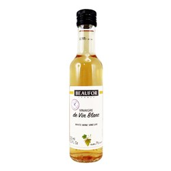 Beaufor White Wine Vinegar 6x250ml