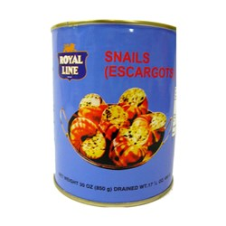 Royal Line Snails Taiwan 12x800g