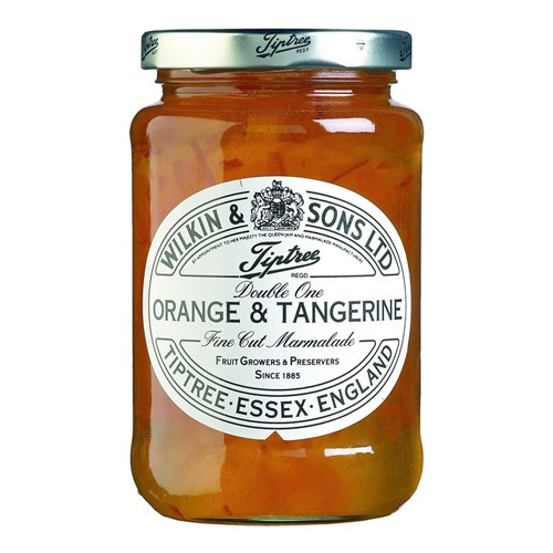 Tiptree Double One Orange & Tangerine Marmalade 6x340g