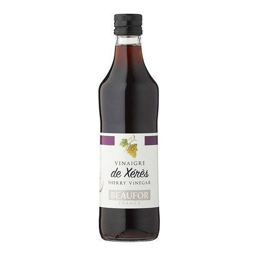Beaufor Sherry Vinegar 12x500ml